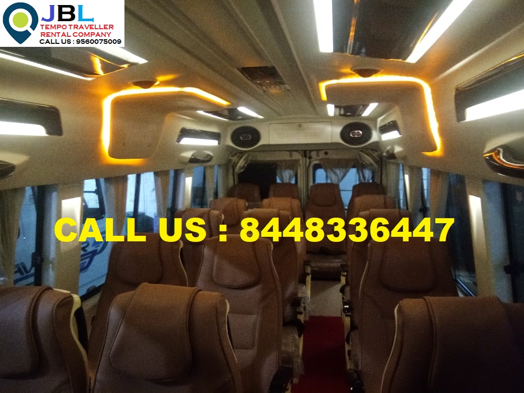 Rent tempo traveller in Sector-59�Faridabad