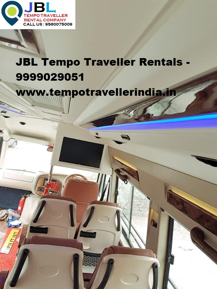 Rent tempo traveller in Sector-42�Faridabad