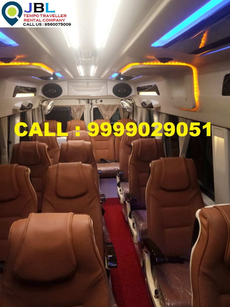 Rent tempo traveller in Sector-5�Faridabad