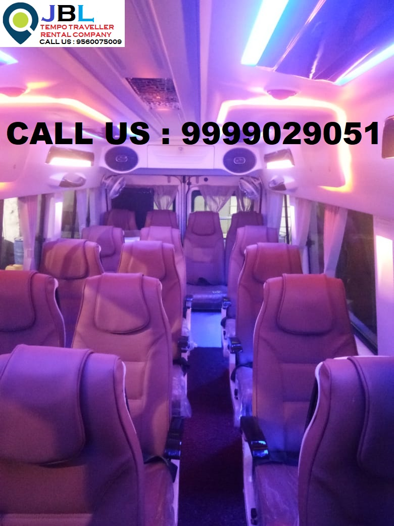 Rent tempo traveller in sector-6�Faridabad