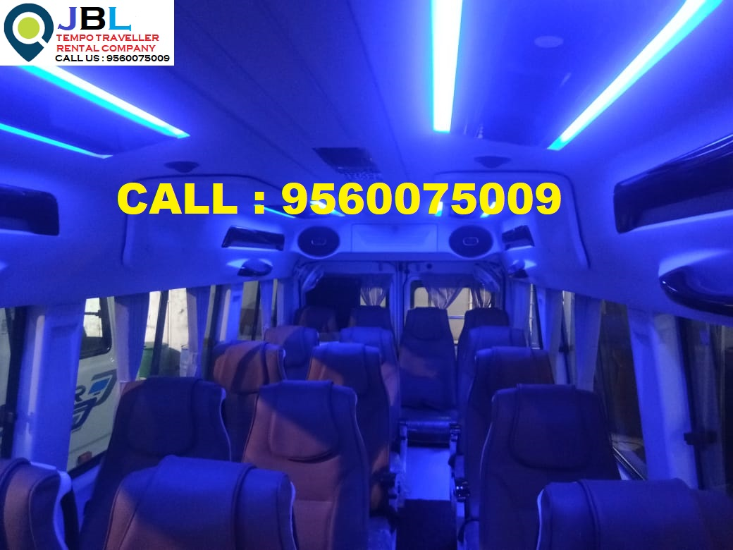 Rent tempo traveller in Sector-8�Faridabad