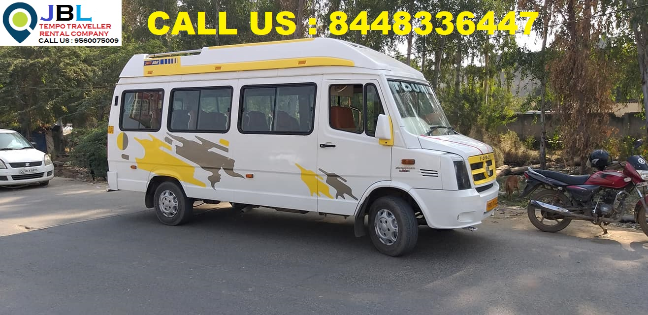 Rent tempo traveller in Sector-9�Faridabad