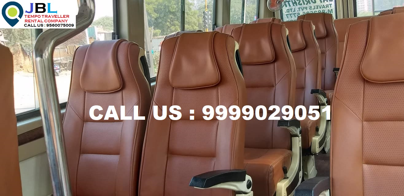 Rent tempo traveller in Shastri Colony�Faridabad