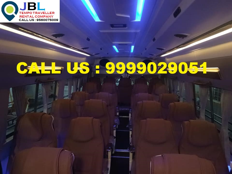 Rent tempo traveller in Sector 28�Faridabad