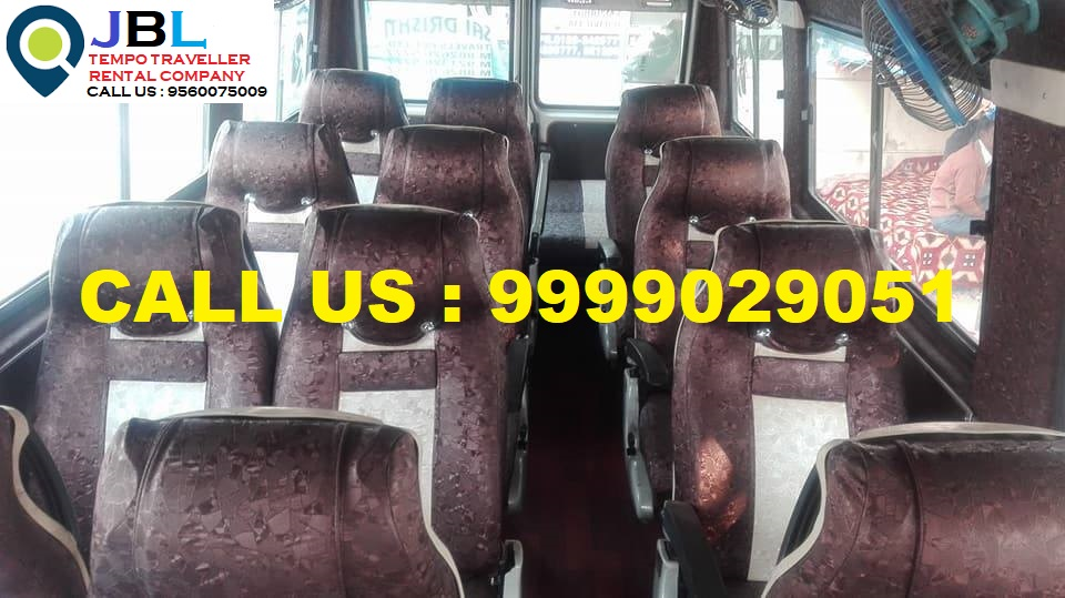 Rent tempo traveller in Sector 70�Faridabad