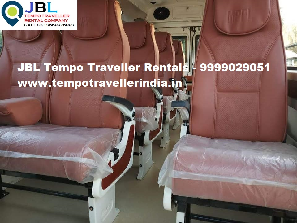 Rent tempo traveller in Sector 62�Faridabad