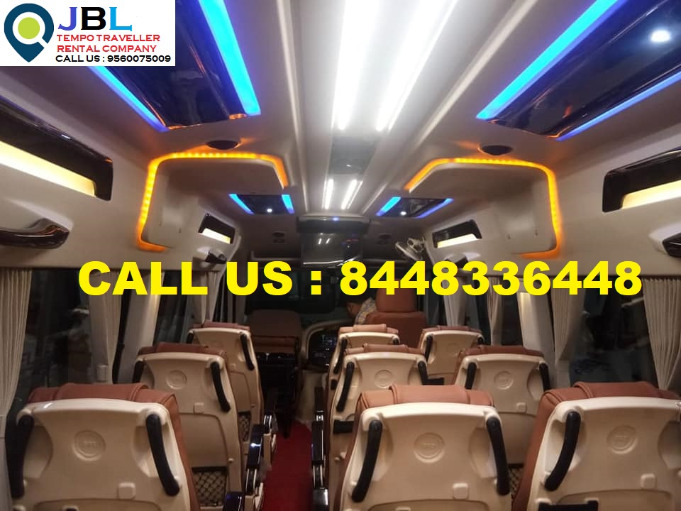 Rent tempo traveller in Sector 64�Faridabad