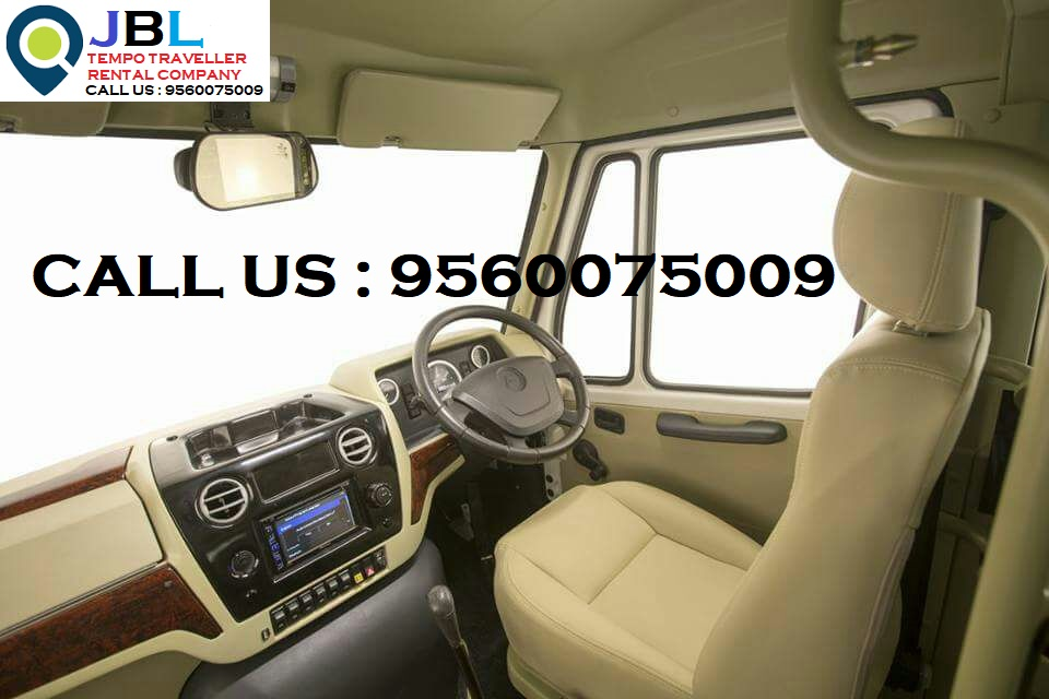 Rent tempo traveller in Sector 32�Faridabad